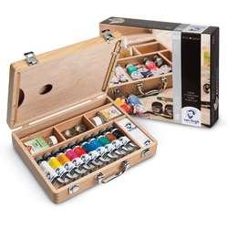 Van Gogh Ölfarbe im Basis-Malkoffer