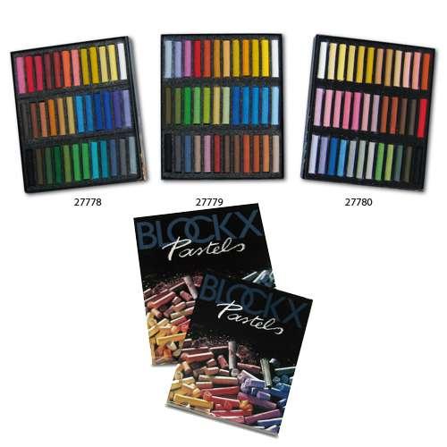 BLOCKX Pastellkreiden, 36er-Sets
