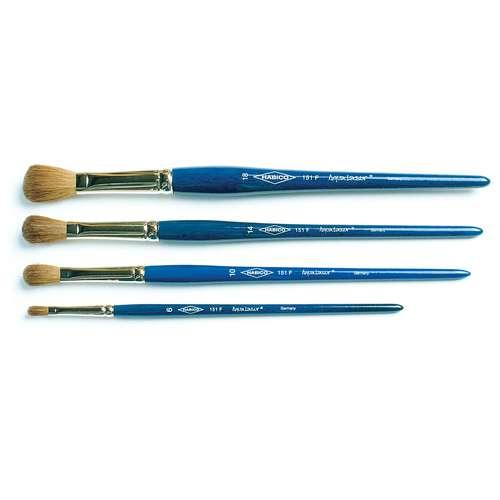 HABICO AquaLasur®-Pinsel Serie 151 F