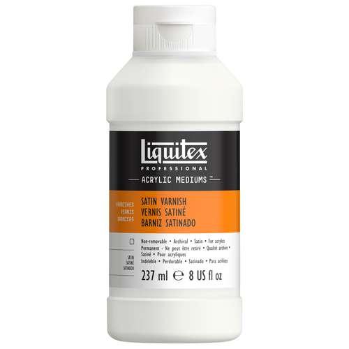 LIQUITEX® Acrylic Seidenmatter Firnis