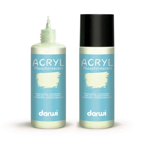 DARWI® Acryl-Nachtleuchtfarbe