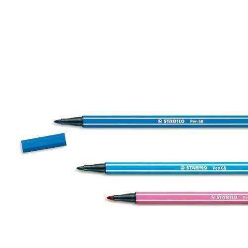 STABILO® Pen 68 Fasermaler