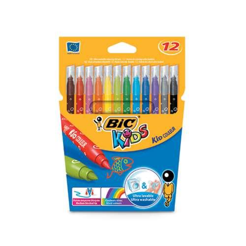 BIC® Kids COLEUR Fasermaler-Sets