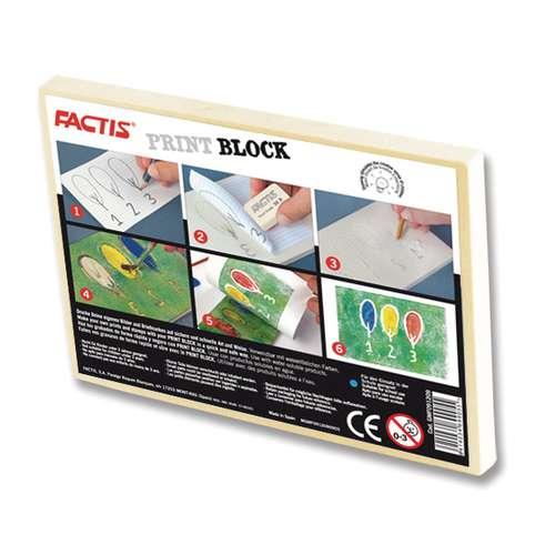 FACTIS® Printblock Druckplatten
