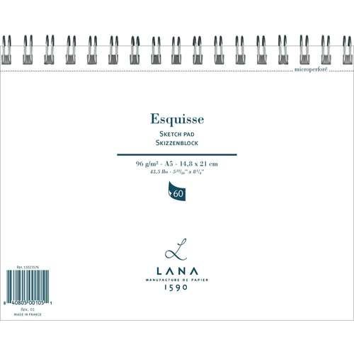 "LANA ""Esquisse"" Skizzenblock"