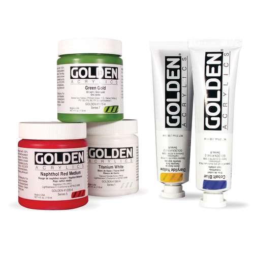 GOLDEN ACRYLICS Heavy Body Acrylfarbe