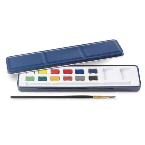I LOVE ART Aquarell-Set,12 Farben