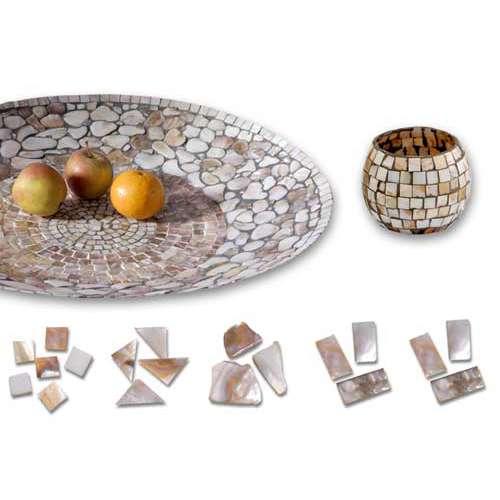 GLOREX Perlmutt-Mosaik