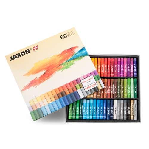 JAXON® Ölpastellkreiden-Sets