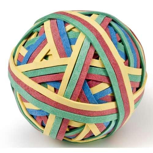 Wonday Gummibänder auf einem Ball