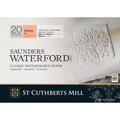 SAUNDERS WATERFORD Aquarellblock