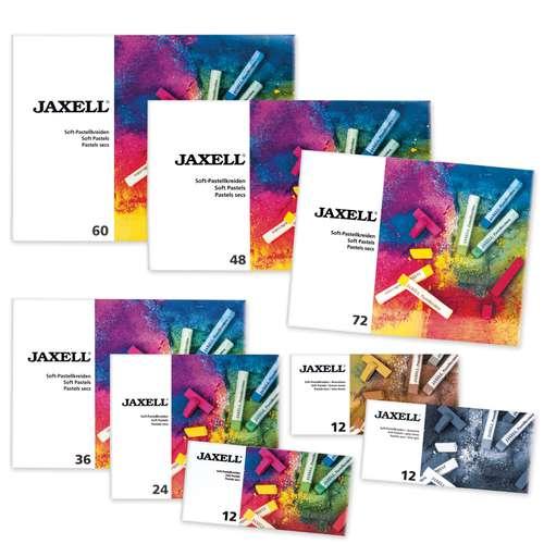 JAXELL® Soft-Pastellkreiden, Etuis