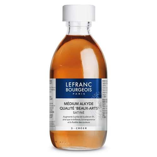 LEFRANC & BOURGEOIS Alkyd-Harz Malmittel