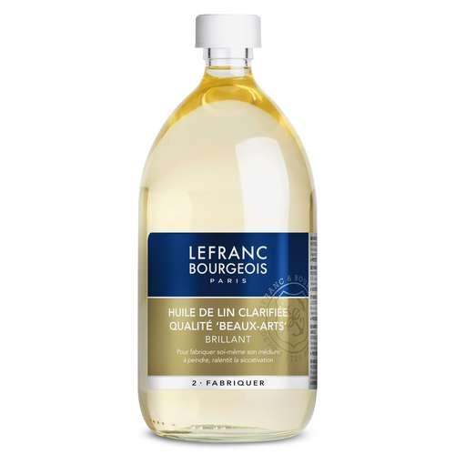 LEFRANC & BOURGEOIS Leinöl Ölmalmittel