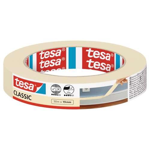 TESA® Maler-Krepp Classic Krepp-Klebeband