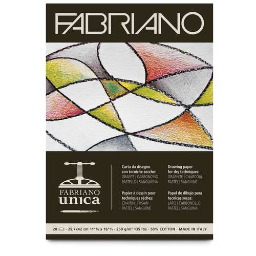 FABRIANO® Unica Druckpapier Block
