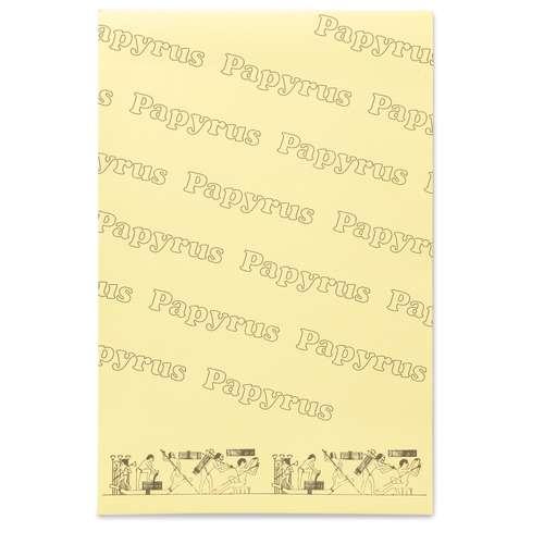Papyrus-Block
