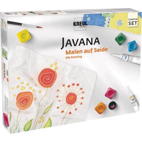 "KREUL Javana ""Malen auf Seide"" Starter-Set"