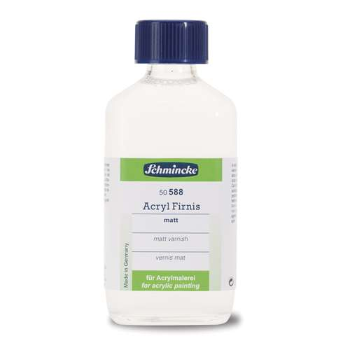 SCHMINCKE Acryl Firnis, matt
