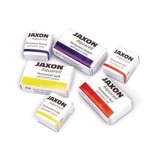 JAXON® Aquarell Feine Künstler-Aquarellfarben
