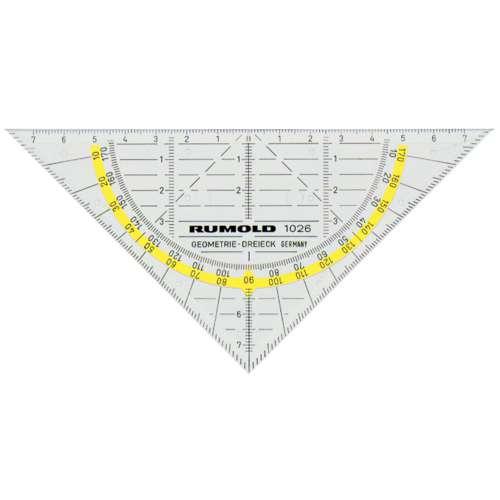 RUMOLD Geo-Dreieck