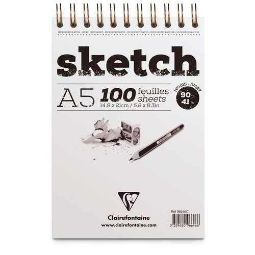 "CLAIREFONTAINE Skizzenblock ""Sketch"""