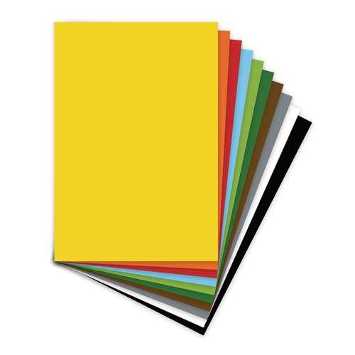 GERSTAECKER Tonpapier-Sortiment – 100 Blatt 