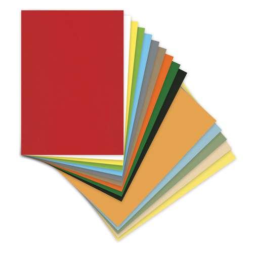 Tonpapier-Sortiment