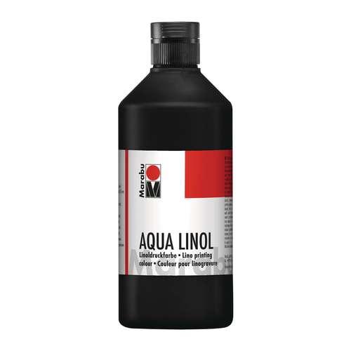 MARABU Aqua Linoldruckfarbe
