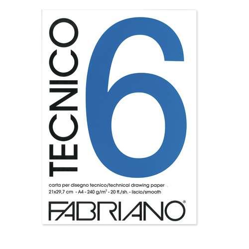 FABRIANO® TECNICO 6 Zeichenblock