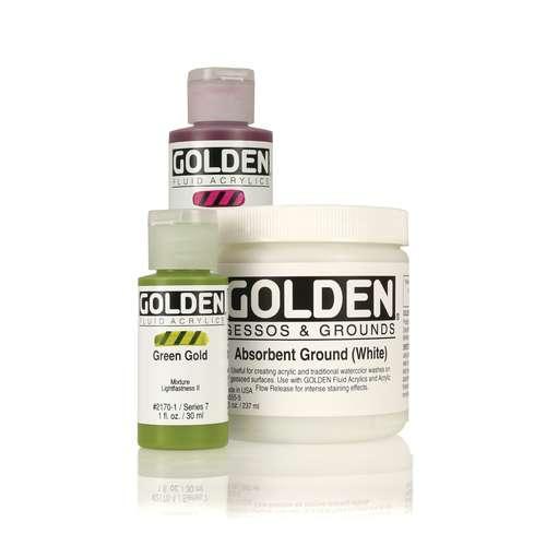 GOLDEN FLUID ACRYLICS Acrylfarbe