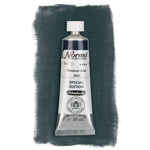 "SCHMINCKE Norma® Professional Künstler-Ölfarbe ""Random Grey Edition 2021"""