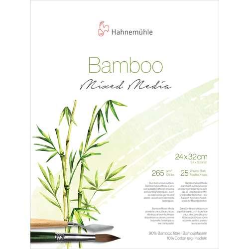 Hahnemühle Bamboo-Mixed Media Künstlerkarton