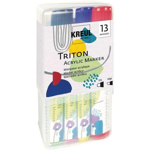SOLO GOYA Triton - Acrylic Paint Marker Powerpack