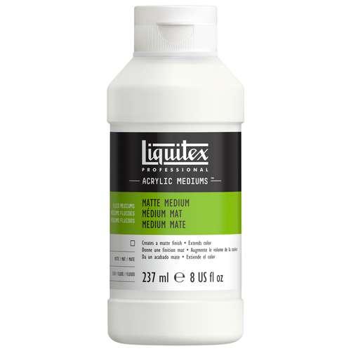 LIQUITEX® Matt Medium, Acrylmalmittel